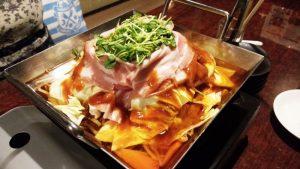 三元豚のお鍋