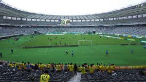 2016 J2 第35節:東京V vs. 北九州