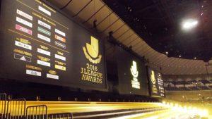 2016 J League Awards ステージ