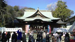境内|師岡熊野神社