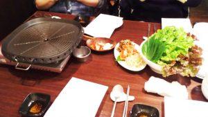 野菜盛り合わせ|Korean Dining 長寿韓酒房 銀座店