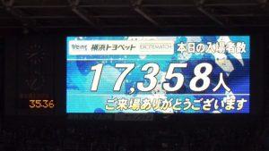 入場者数|2017年J1リーグ第8節:川崎フロンターレ vs. 清水エスパルス