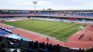 尚志 vs. 東福岡|第96回全国高校サッカー選手権大会