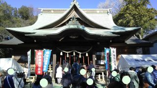 本殿|師岡熊野神社