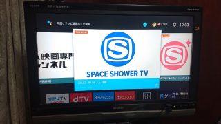 起動画面|ドコモテレビターミナル