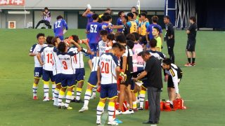 飲水タイム|2019 J3 FC東京U-23 vs.北九州