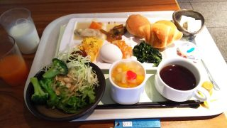 朝食(バイキングで)|アパホテル