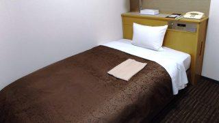 ベッド 第1サニーストンホテル 江坂