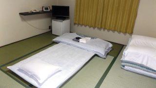 和室六畳|丸一ホテル(大阪)