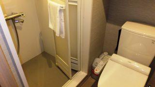 シャワールーム&トイレ|ドーミーイン岐阜駅前