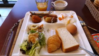 朝食(バイキング)|ホテル ザ・グランコート津西