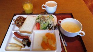 朝食(バイキング)|アンピールホテル大阪(旧・山西福祉記念会館)