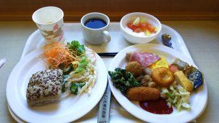 朝食(バイキング) ホテルルートイン札幌北四条