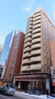 ホテルの外観|ホテルルートイン 札幌駅前北口