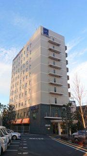 ホテルの外観|スーパーホテルPremier武蔵小杉駅前