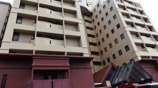ホテルの外観|ジーアールホテル江坂