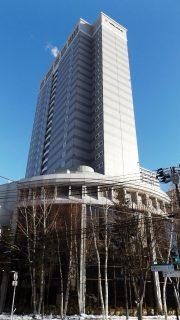 ホテルの外観|ホテルマイステイズプレミア札幌パーク(旧アートホテルズ札幌)