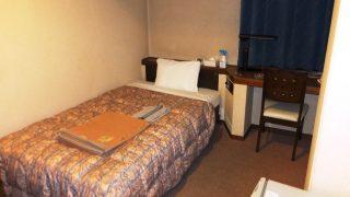 シングルルーム|アンピールホテル大阪(旧・山西福祉記念会館)