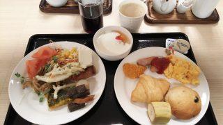 朝食|ホテル ウイング・ポート長崎