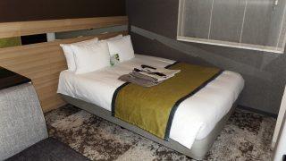 シングルルーム(入口から)|アルモントホテル仙台