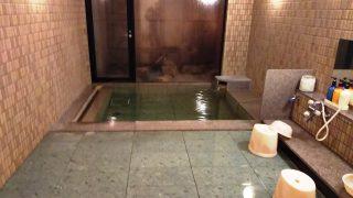 大浴場 ホテルルートイン札幌北四条