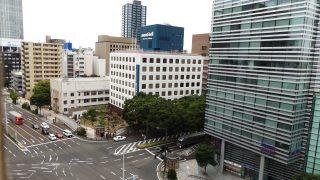 窓からの眺望|ホテルクラウンヒルズ仙台青葉通り(BBHホテルグループ)