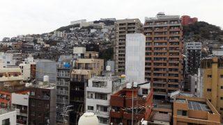 窓からの眺望|ホテル ウイング・ポート長崎