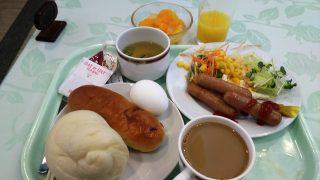 朝食(バイキング形式) 第1サニーストンホテル 江坂