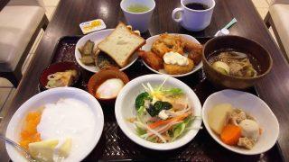 朝食(バイキング形式)|中通温泉 こまちの湯 ドーミーイン秋田