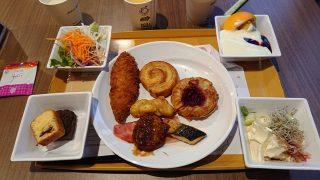 朝食(バイキング形式)|スーパーホテルPremier武蔵小杉駅前
