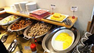朝食バイキング ホテルルートイン札幌北四条
