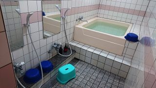 浴場(女湯)|ビジネスホテル サンプラザ