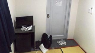 和室6畳(奥側から)|ビジネスホテル サンプラザ