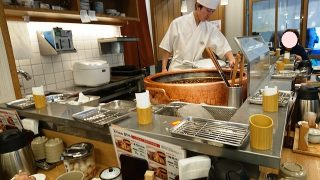 厨房 天ぷら定食 まきの 西神中央プレンティ店