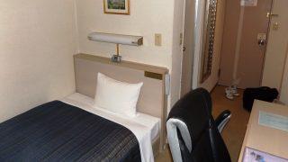 シングルルーム(奥側から)|上諏訪温泉 諏訪レイクサイドホテル