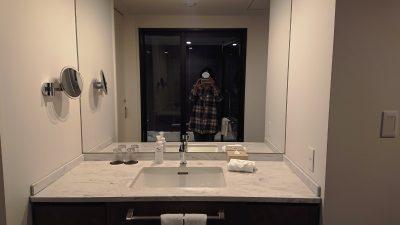 洗面所|ホテルメトロポリタン川崎