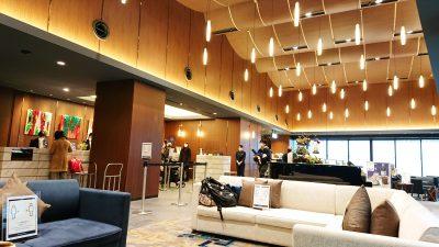フロント|ホテルメトロポリタン川崎