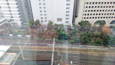 眼下には川崎駅|ホテルメトロポリタン川崎