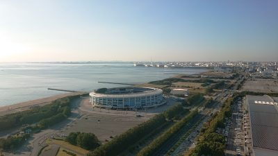 35階からの眺望 アパホテル&リゾート〈東京ベイ幕張〉